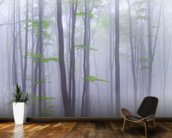 Misty wallpaper mural kitchen preview