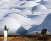 Standing in the Waves wall mural kitchen preview