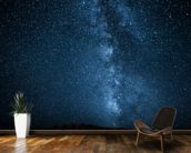The Sky is my Blanket wall mural kitchen preview