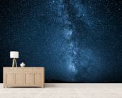 The Sky is my Blanket wall mural living room preview