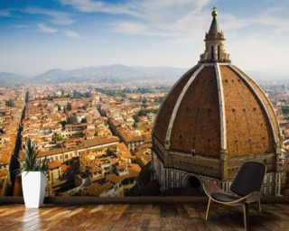 Florence Duomo Wallpaper Mural Wall Murals Wallpaper
