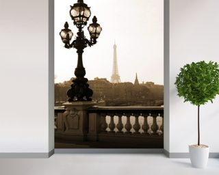 Bridge of Alexandre III, Paris mural wallpaper