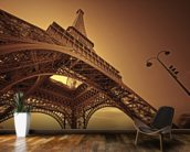 Paris mural wallpaper kitchen preview