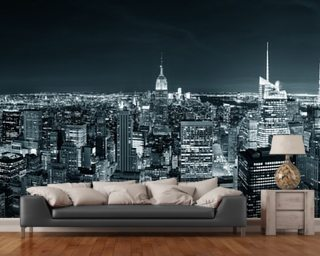 grey wallpaper grey wall murals wallsauce uk