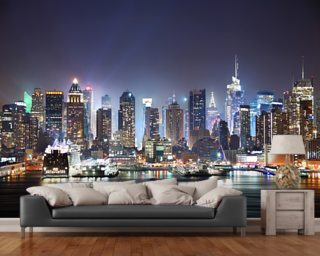 new york wallpaper wall murals wallsauce uk