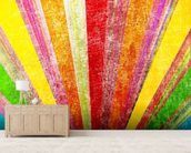 Multicolor Magic wall mural living room preview