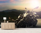 Motorbike Vista wall mural living room preview