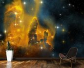 Eagle Nebula wall mural kitchen preview