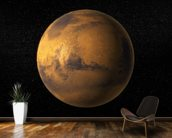 Mars wall mural kitchen preview