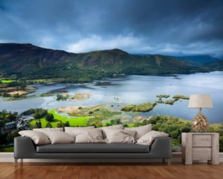 Derwent Water - Allerdale mural wallpaper