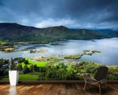Derwent Water - Allerdale mural wallpaper kitchen preview