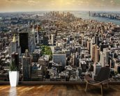 New York from Above wall mural kitchen preview