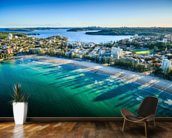Sydney Bay Cityscape wall mural kitchen preview