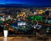 Las Vegas Lights wall mural kitchen preview