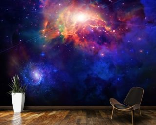 Space Mural Wallpaper Wall Murals Wallpaper