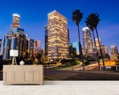 Los Angeles - California wall mural living room preview