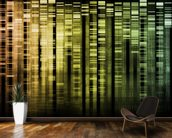 DNA Research wallpaper mural kitchen preview