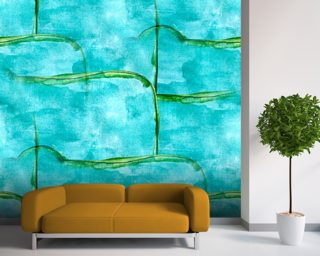 Picasso - Cubism Abstract mural wallpaper