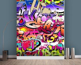Graffiti Wallpaper & Wall Murals | Wallsauce USA