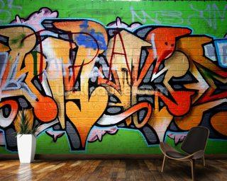 Graffiti Wallpaper Wall Murals