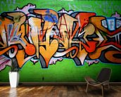 Urban Graffiti wall mural kitchen preview