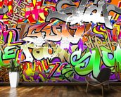 Urban Graffiti Art wall mural kitchen preview