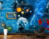 Amazing Science - customised versions available wall mural kitchen preview