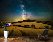 A Path To The Stars wall mural kitchen preview