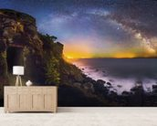 Discover Our Universe wall mural living room preview