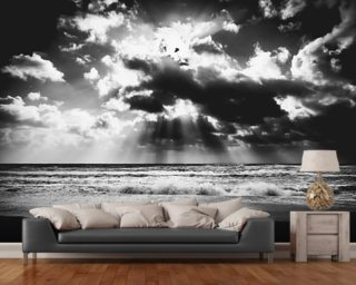 The calm before the storm Wallpaper Wall Murals