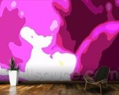 Raspberry Crush (colour photo) wall mural kitchen preview