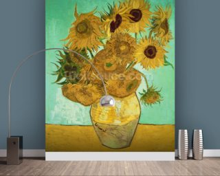Gogh, Vincent van Wall Murals Wallpaper
