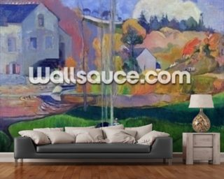 Gauguin, Paul Wall Murals Wallpaper