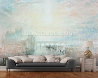 Turner, Joseph Mallord William Wall Murals Wallpaper