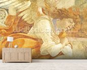 The Annunciation, detail of the Archangel Gabriel, from San Martino della Scala, 1481 (fresco mounted on panel) wall mural living room preview