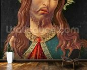 Ecce Homo, or The Redeemer, c.1474 (tempera on panel) wall mural kitchen preview