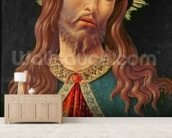 Ecce Homo, or The Redeemer, c.1474 (tempera on panel) wall mural living room preview