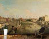 Whitehall (oil on canvas) wall mural kitchen preview