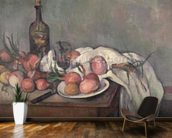 Still Life with Onions, c.1895 (oil on canvas) wall mural kitchen preview