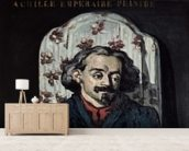 Achille Emperaire (1829-98) c.1868 (oil on canvas) wall mural living room preview
