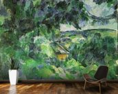 Blue Landscape, c.1903 (oil on canvas) wall mural kitchen preview