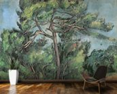 The Large Pine, c.1889 (oil on canvas) wall mural kitchen preview