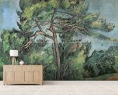 The Large Pine, c.1889 (oil on canvas) wall mural living room preview