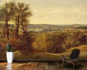 Dedham Vale, c.1802 (oil on canvas) wall mural kitchen preview