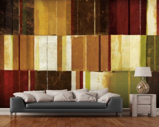 Spice Patches I wallpaper mural