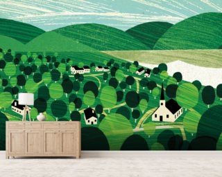 Vermont Mural Wallpaper Wall Murals Wallpaper