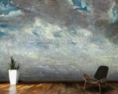 Cloud Study, 1821 (oil on paper on board) mural wallpaper kitchen preview