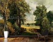 The Cornfield, 1826 (oil on canvas) wallpaper mural kitchen preview
