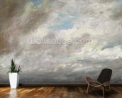 Cloud Study, c.1821 (oil on paper laid on card) wall mural kitchen preview