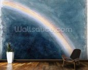 Sky Study with Rainbow, 1827 (w/c on paper) wallpaper mural kitchen preview